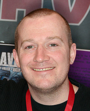 Garth Ennis, Northern Irish comics writer best...
