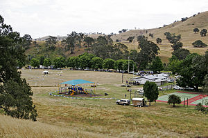 Ensay, Victoria - Ensay New Year's Day Sports Carnival, 2006