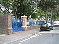Entrance to Northern Parade Infant School - geograph.org.uk - 1537121.jpg