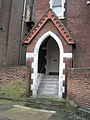 Entrance to former rectory - geograph.org.uk - 718476.jpg