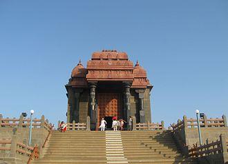 Kanyakumari - Vivekananda Rock Memorial