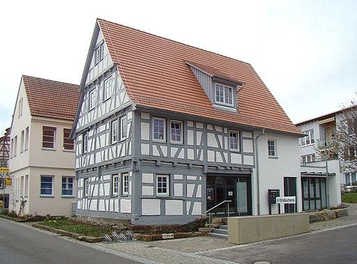 Erligheim buecherei