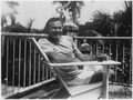 Ernest Hemingway at the Finca Vigia, Cuba 1946 - NARA - 192660.tif