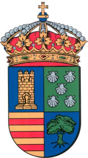 Tábara - Image: Escudo Tábara