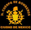 Escudo del H. Cuerpo de Bomberos CDMX.png