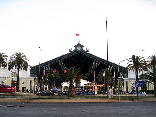 Thumbnail from Estación Central de Santiago