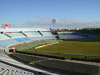 стадион «Сентенарио» в Монтевидео