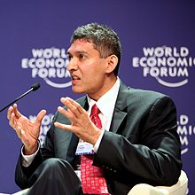 Eswar Prasad - World Economic Forum on East Asia 2012.jpg