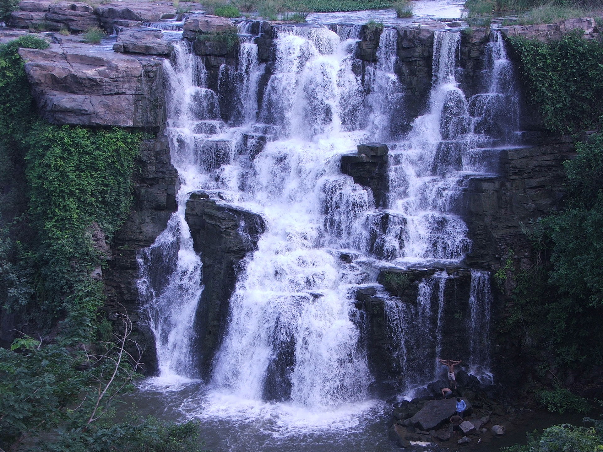 List Of Waterfalls Of India