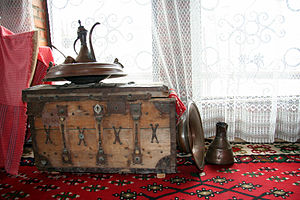 Cultural Heritage of Kosovo - Ethnological items.