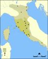 Etruscan civilization blank map.png