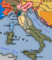 Europe, 1700—1714 (cropped, Italy).png
