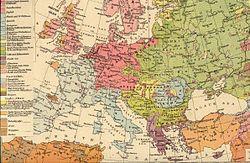 List of white ethnic groups