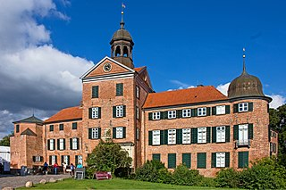 Eutin Place in Schleswig-Holstein, Germany