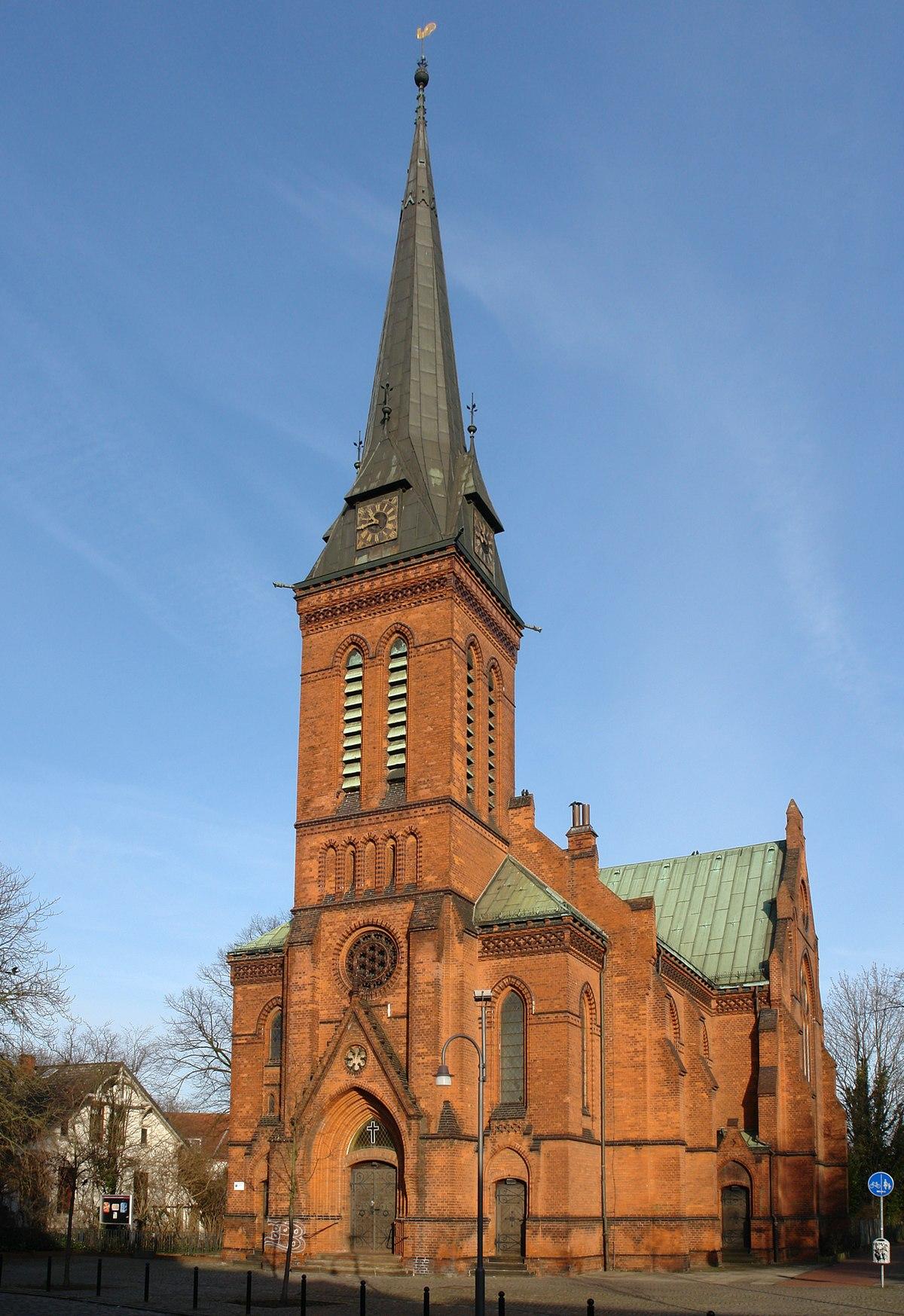 Hemelinger Kirche Wikipedia