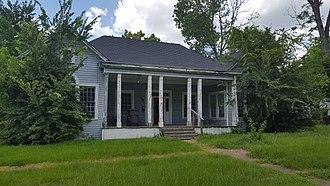 Everitt-Cox House - Image: Everitt Coxx House, Lufkin, TX