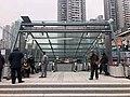 Exit 1 of Yulu Station Loop Line 20181227.jpg