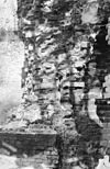 exterieur ringmuur en detail zuidvenster - batenburg - 20310139 - rce