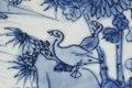 Fågel på tallrik, 1573-1620 - Skoklosters slott - 102327.tif