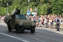 Fête nationale belge à Bruxelles le 21 juillet 2016 - Armée belge (Défense) 14.jpg