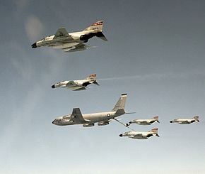 F-4Ds ND ANG refueling from KC-135E NJ ANG 1985.JPEG