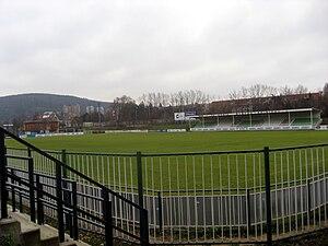 FC Dosta Bystrc-Kníničky - Football stadium of the club