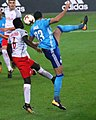 FC Salzburg gegen Olympique Marseille (28. September 2017) 33.jpg