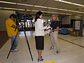 FEMA - 37483 - FEMA Public information officer being interviewed in Texas.jpg