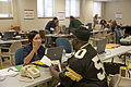 FEMA - 45412 - FEMA working with a resident at the Disaster Recovery Center.jpg