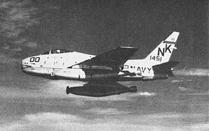 VFA-146 - VA-146 FJ-4B Fury