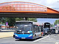 FJ08 VRC Stagecoach Events (East Midlands) Enviro 300, 27594, Olympic games vehicle (7713435470).jpg