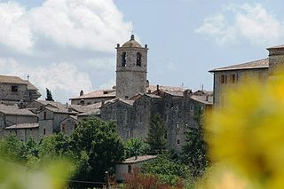 Fratta Todina Comune in Umbria, Italy