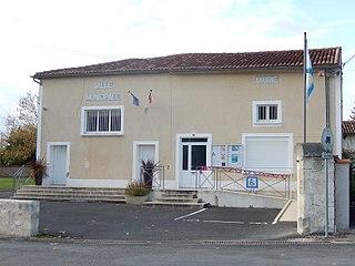 Saint-Pardoult Commune in Nouvelle-Aquitaine, France