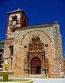 Fachada de la Iglesia parroquial de Nuestra Señora de la Asunción de Orcera.jpg