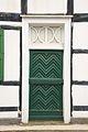 Fachwerkhaus - Landsberger Str. 24, Essen-Kettwig, Tür.jpg