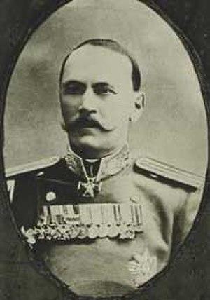 Thadeus von Sievers - c. 1914