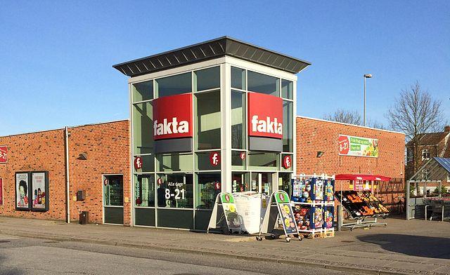Руководство сети супермаркетов Fakta решило закрыть 47 своих магазинов