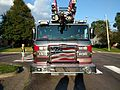 Falcon Heights Fire Department - Ladder 757 - parked on street 01.jpg