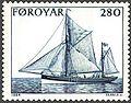 Faroe stamp 097 smack.jpg