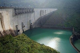 Shiding District - Feitsui Dam