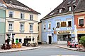 Feldkirchen Hauptplatz 8 und 7 Bürgerhäuser 13062011 288.jpg