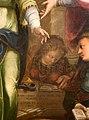 Felice brusasorzi, madonna col bambino tra i ss. antonio un vescovo e le sante martiri, 1579, 02 cecilia.jpg