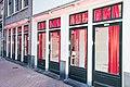 Fensterprostitution Bordell in Amsterdam (39669780321).jpg