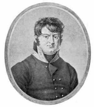 Battle of Saint-Julien (1814) - Ferdinand Bubna