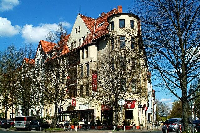 Cafe K Hannover Mittagstisch