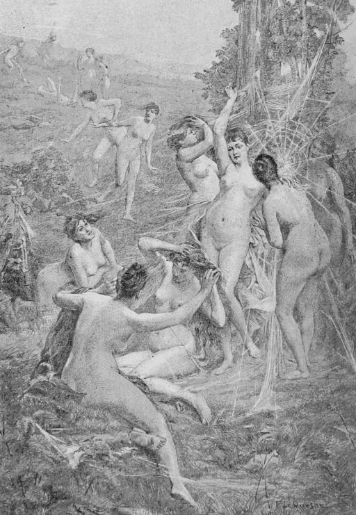 Fernand 1892 - La Toile aAraignee