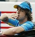 Fernando Alonso 2006 Malaysia notobaccoad.jpg