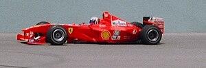 Ferrari F1-2000 - Image: Ferrari F1 2000