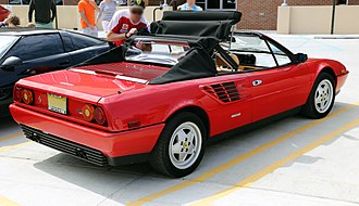 Ferrari Mondial - Ferrari Mondial 3.2 Cabriolet