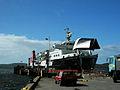 Ferry by Port Ellen Dock.jpg